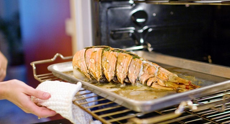 How Do You Bake Lobster Tails in an Oven?