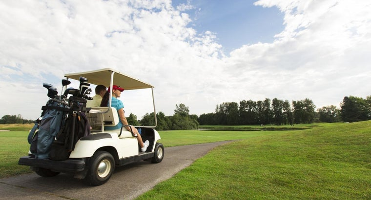 What Is the Minimum You Can Expect to Pay for a Used Golf Cart?