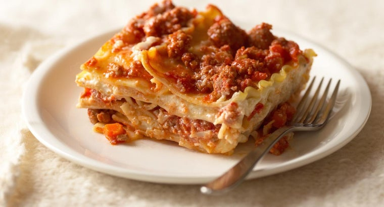 What Is a Good Recipe for Lasagna With Meat?