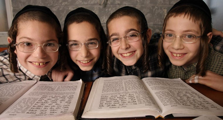 What Are the Most Common Hebrew Names?