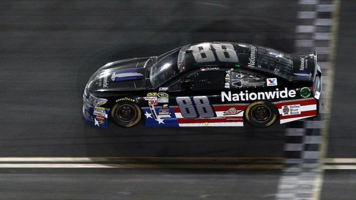 Where can you find Nascar race schedules?