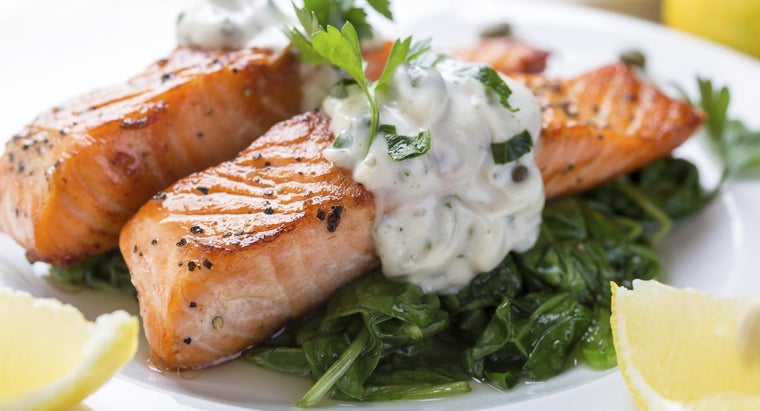 What Is a Simple Foil-Baked Salmon Recipe?