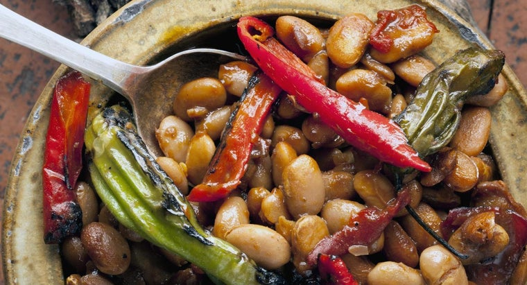 What Is One Way to Cook Pinto Beans?