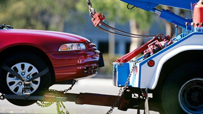 How Can You Find Used Tow Truck Equipment for Sale?