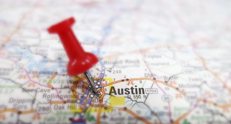 What Are Some of the Largest Cities in Texas?