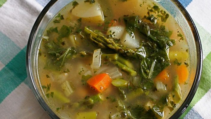 What Is a Good Recipe for Crock-Pot Vegetable Soup?