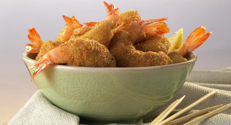 What Is a Good Fried Shrimp Recipe?