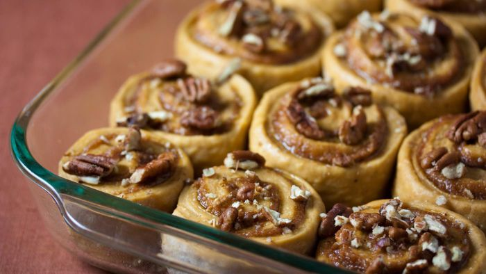 Where Can You Find Recipes for Easy Homemade Cinnamon Rolls?