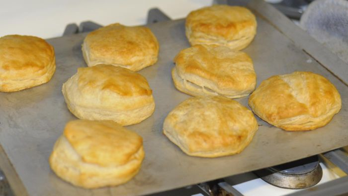 How Do You Make Biscuits?