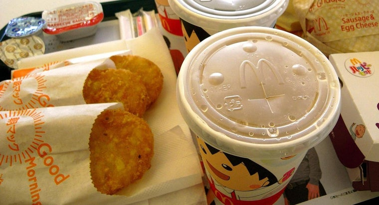 What Are Low-Calories Option for McDonald's Breakfast?