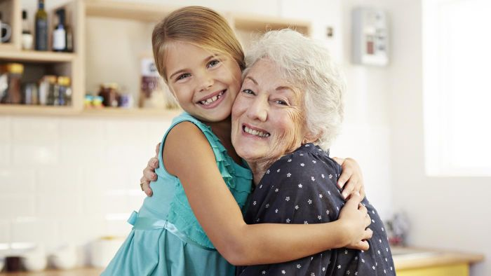 What Are Some Nicknames for a Grandmother?