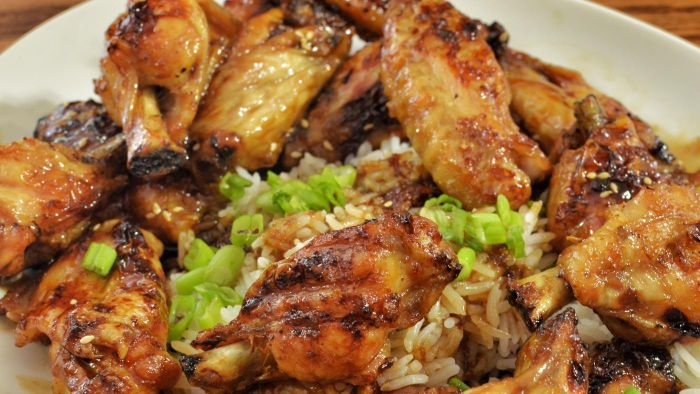 How Do You Make Butter-Garlic Chicken Wings?