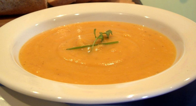 What Are Some Easy Sweet Potato Soup Recipes?