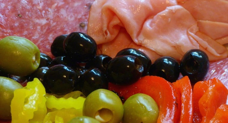What Is an Easy Antipasto Recipe?