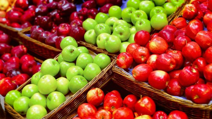 What Is an Apple Variety Chart?