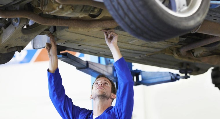 How Do You Protect Undercarriage Parts on an Automobile?