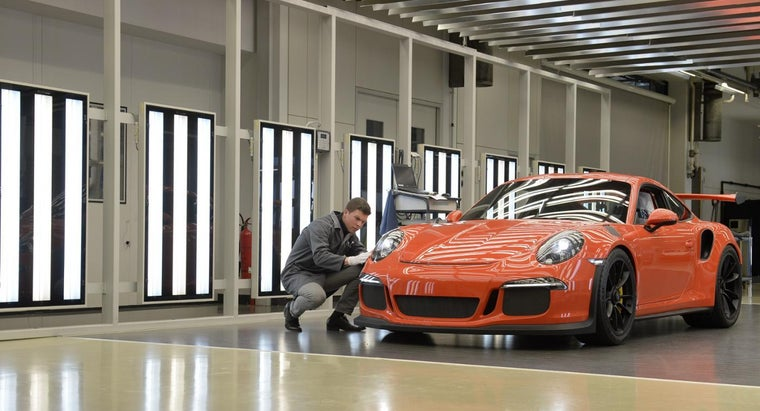 What Porsche Cars Are Available in the U.S.?