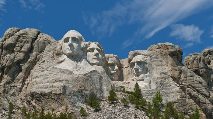 What Was the Purpose Behind Mount Rushmore?