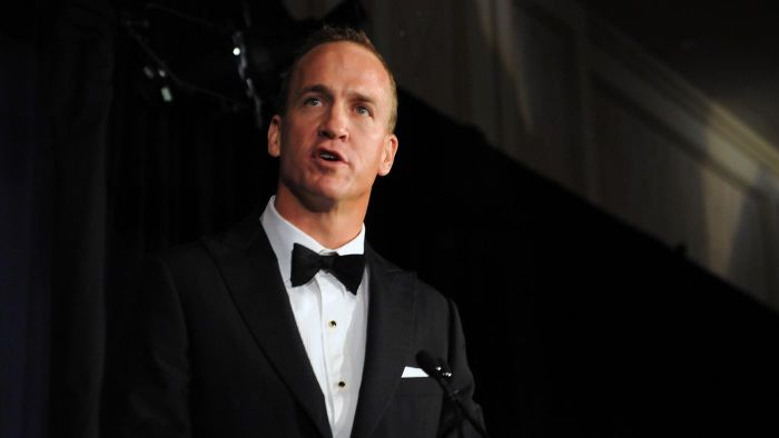 Is Peyton Manning Married?