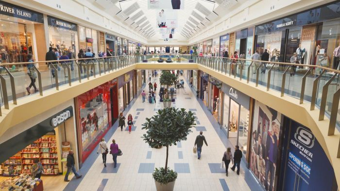 What Are Some Popular Shops That Are Found in Malls?
