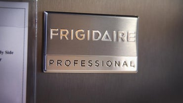 Where Is the Model Number on a Frigidaire Stove?