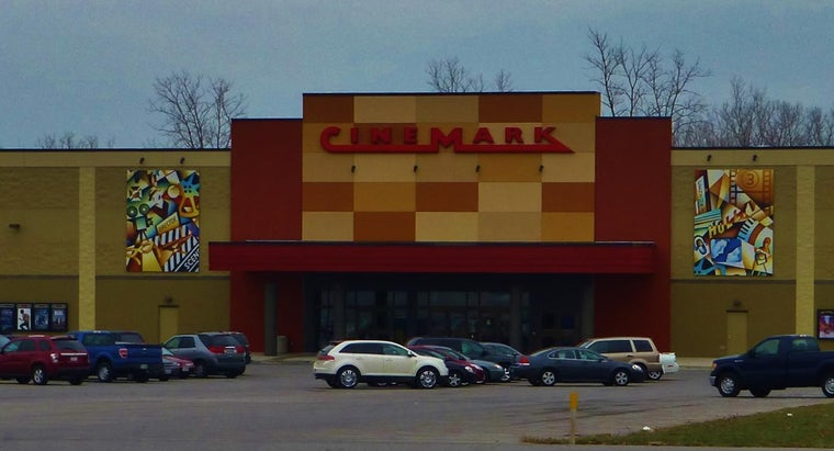 What Are Some Cinemark Movie Show Times?