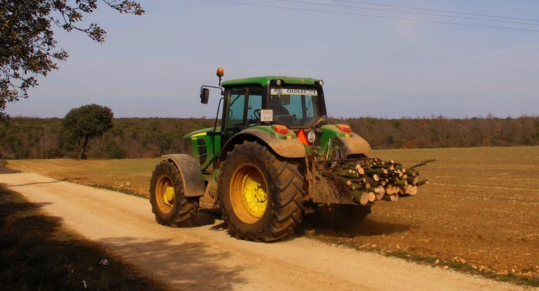 What Can You Find a List of the Locations of John Deere Dealers?
