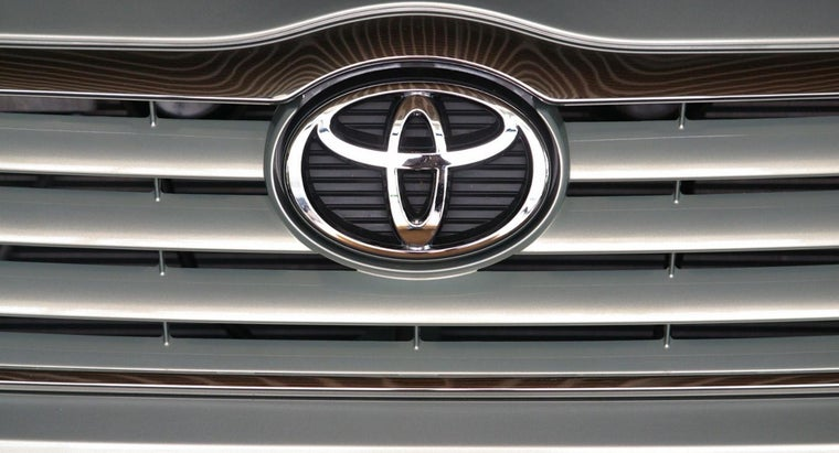 What Are Some Common Scheduled Maintenance Routines for a Toyota?