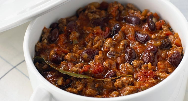 Where Can You Find a Spicy Homemade Chili Recipe?