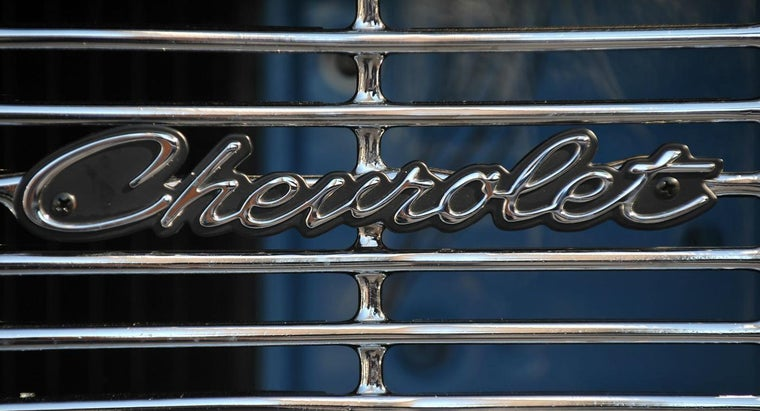 When Was Chevrolet Founded?