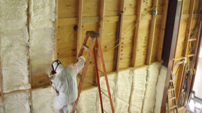 What Are the Costs Associated With Spray Insulation?