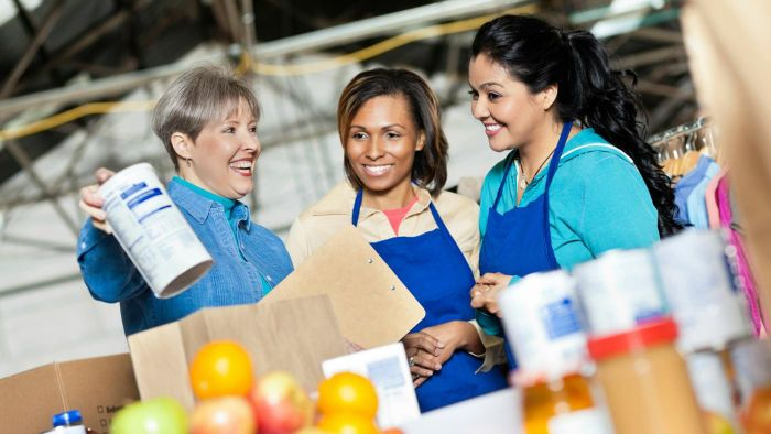 How Do You Find a Local Food Bank?