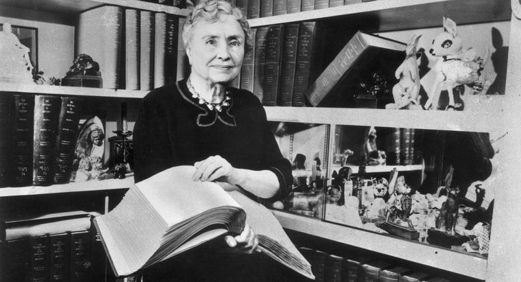What Caused Helen Keller to Lose Her Sight and Hearing?