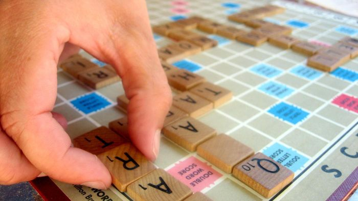How many words are in the Scrabble dictionary?