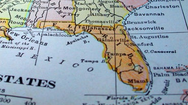 Where Can You Find a Florida State Map With Cities?