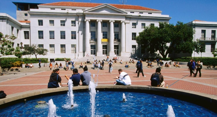 What Are Some of the Highest Ranked Colleges in California?