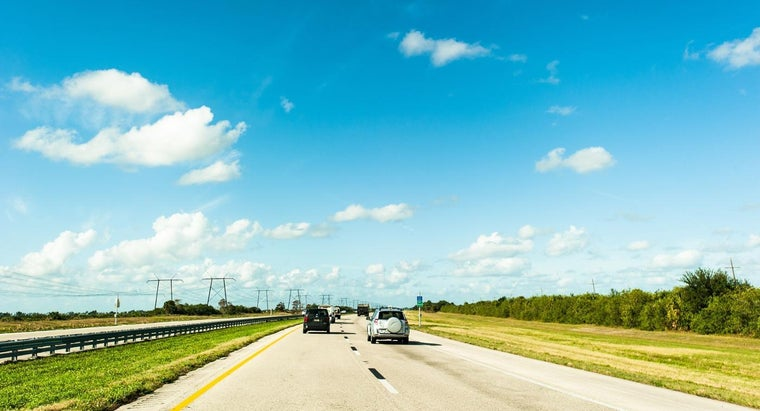 What Are the Most Popular Exits From the Florida Turnpike?