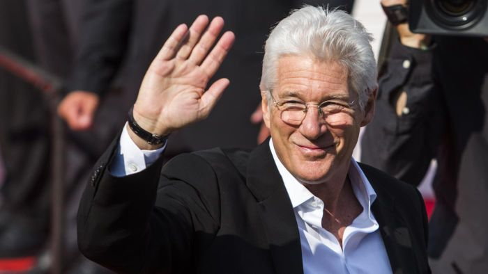 What Is the Name of Richard Gere's New Movie?