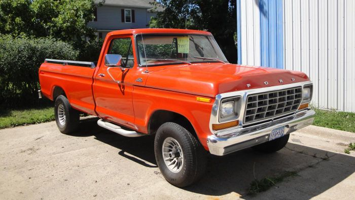 Where can you buy a used 1979 Ford F-150?