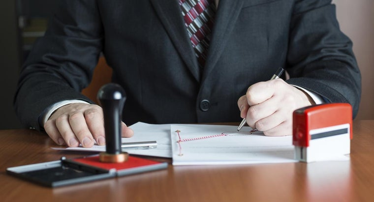 What Records Is a Court Clerk Responsible For?
