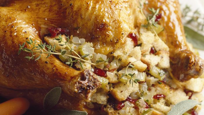 What Is an Easy Recipe for Turkey Stuffing?
