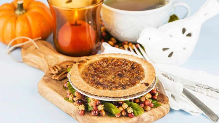 What Is an Easy Recipe for Pumpkin Pecan Pie?