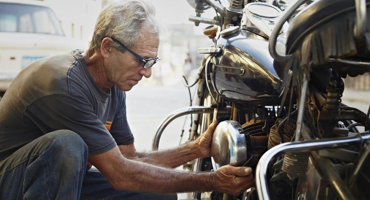 Are Used Motorcycle Parts Available on EBay?