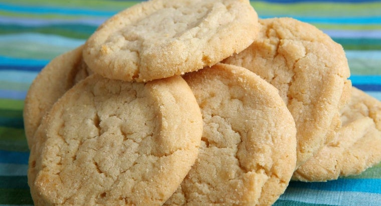What Is a Recipe for Easy Homemade Sugar Cookies?