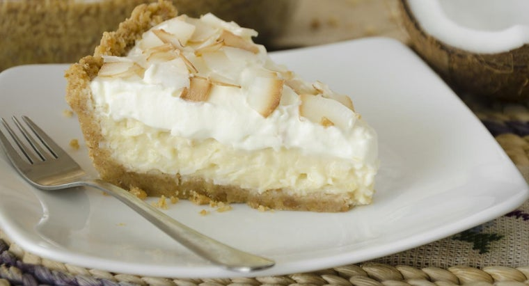 How Do You Make Old-Fashioned Coconut Pie?