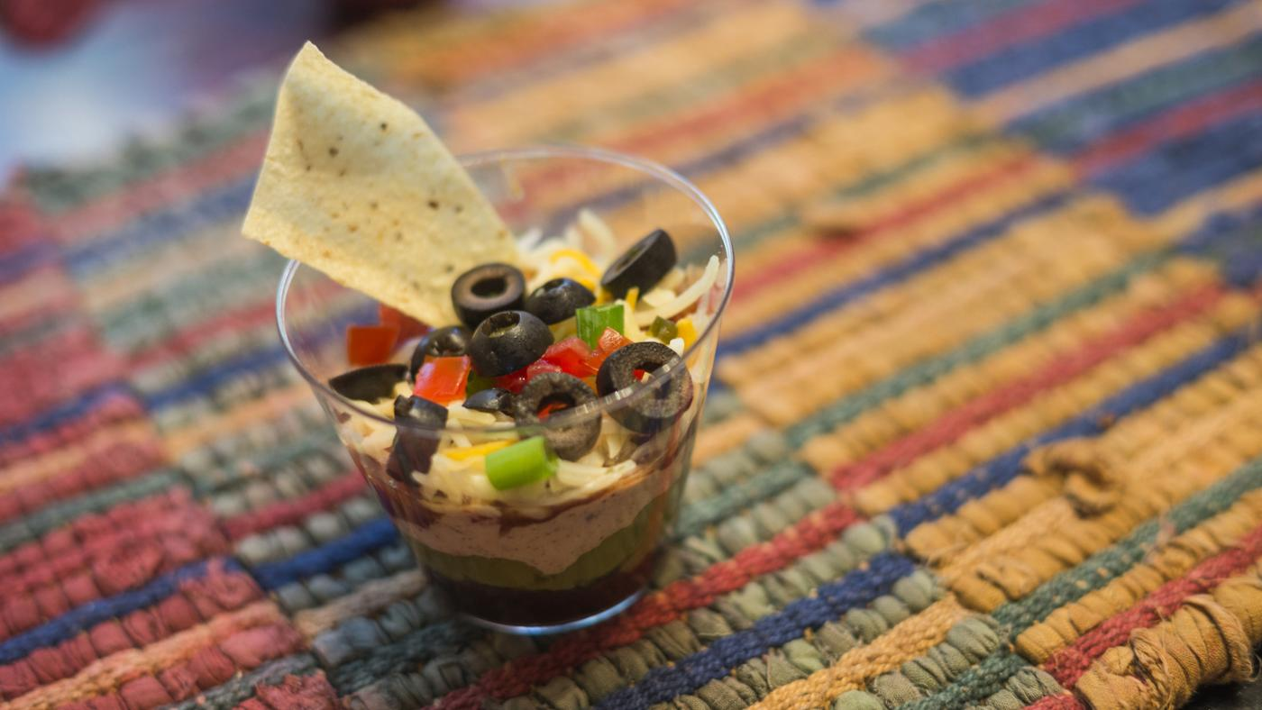 Can You Use Regular Cream Cheese in a Mexican Dip Recipe?