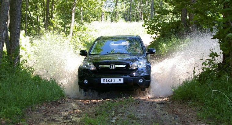 What Are the Specifications of the Honda CR-V?