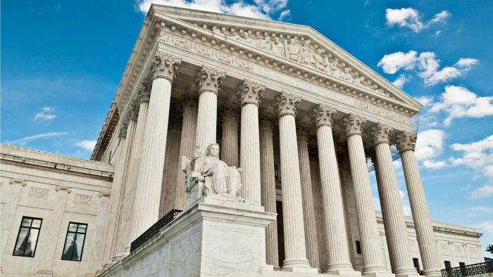 What Is on the Fifth Floor of the Supreme Court Building?