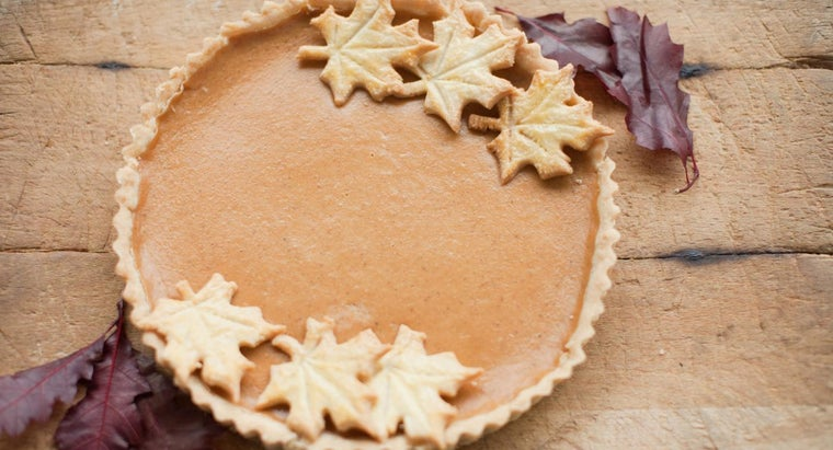 What Are Some Easy Pumpkin Pie Recipes?
