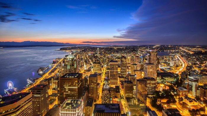 What Are Some Prominent Zip Codes in the State of Washington?